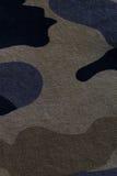 Предпосылка текстуры маскировочной ткани Стоковое Фото
