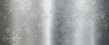 Предпосылка текстуры металла с звездой иллюстрация вектора