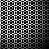 Предпосылка текстуры металла Стоковые Изображения RF