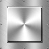 Предпосылка текстуры металла иллюстрация вектора