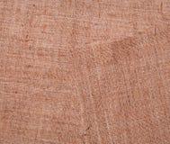 Предпосылка текстуры мешковины Стоковое фото RF