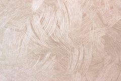 Предпосылка текстуры обоев в светлом sepia тонизировала бумагу искусства Стоковая Фотография