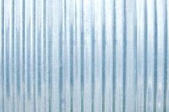 Предпосылка текстуры оцинкованной стали Стоковое фото RF
