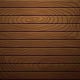 Предпосылка текстуры планки вектора темная деревянная иллюстрация вектора