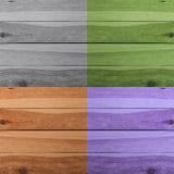 Предпосылка текстуры планки Grunge деревянная Коллаж деревянных поверхностей Стоковое фото RF