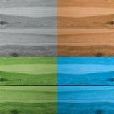 Предпосылка текстуры планки Grunge деревянная Коллаж деревянных поверхностей Стоковое Изображение RF