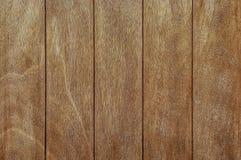 Предпосылка текстуры стены планки Брайна деревянная древесина Стоковое Изображение RF