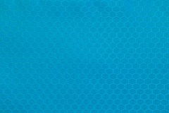 Предпосылка текстуры ткани полиэстера Пластичное Пэт ткани weave Стоковая Фотография RF