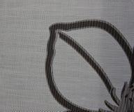 Предпосылка текстуры ткани стоковое изображение