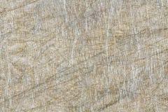Предпосылка текстуры хлопко-бумажной ткани коричневой ткани ткани Стоковая Фотография