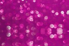 Предпосылка текстуры bokeh яркого блеска золота Стоковые Фото
