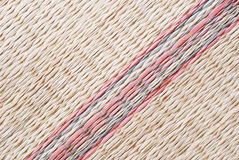 Предпосылка текстуры Weave Стоковое фото RF