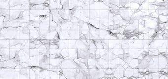 Предпосылка текстур белых плиток мраморная детальная структура мрамора в естественном сделанном по образцу для предпосылки и диза стоковые фотографии rf