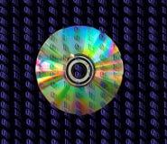 Предпосылка технологии абстрактная Стоковое фото RF
