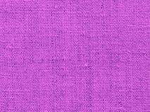 Предпосылка ткани в пурпуре Стоковые Фотографии RF