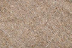 Предпосылка ткани дерюги стоковое изображение rf