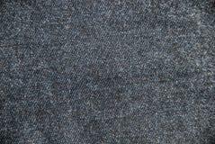 Предпосылка ткани джинсовой ткани Стоковая Фотография RF