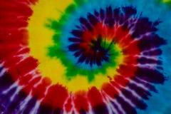 предпосылка ткани краски связи Стоковое фото RF