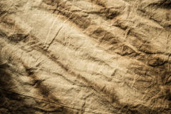 Предпосылка ткани пакостная Стоковая Фотография