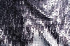 Предпосылка ткани с sequins Стоковое Изображение RF