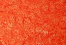 Предпосылка тканья - картина батика Стоковые Фото