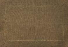 Предпосылка тканья Browny Стоковое Изображение RF