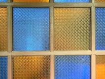Предпосылка травы окна Стоковое Изображение RF