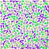 Предпосылка треугольника Картина геометрических форм Стоковое Изображение RF