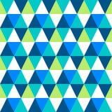 Предпосылка треугольника Стоковое Изображение RF