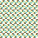 Предпосылка треугольника Стоковое фото RF
