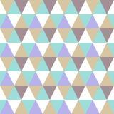 Предпосылка треугольника Стоковые Фото
