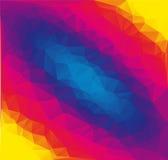 предпосылка триангулярная Стоковое Фото