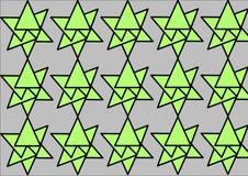 предпосылка триангулярная Стоковые Фотографии RF