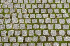 Предпосылка тротуара Стоковое Изображение
