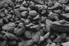 Предпосылка угля Стоковое Фото