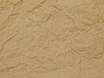 Предпосылка, упаковочная бумага, текстура, коричневый цвет, морщинка стоковое фото rf