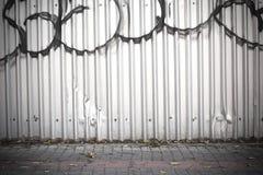 предпосылка урбанская Стоковая Фотография RF