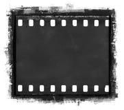 Предпосылка фильма Grunge иллюстрация вектора