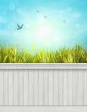 Предпосылка/фон стены весны Стоковые Изображения RF