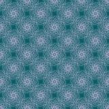 Предпосылка формы фрактали абстрактная спиральная Стоковое Фото