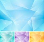 Предпосылка фрактали абстрактная Стоковая Фотография RF