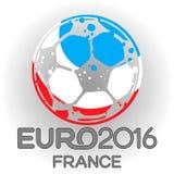 Предпосылка футбола с шариком Первоначально иллюстрация резвится серия Классический плакат футбола плакат otball Чемпионат евро бесплатная иллюстрация