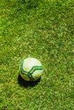Предпосылка футбола футбола Стоковые Фото