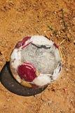 Предпосылка футбола футбола Стоковое Изображение