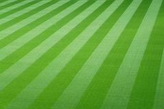 Предпосылка футбольного поля Стоковые Изображения