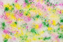 предпосылка цветастая Стоковая Фотография