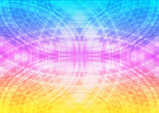 Предпосылка цвета абстрактная дизайна Стоковое Изображение RF