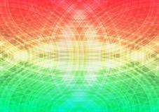 Предпосылка цвета абстрактная дизайна Стоковая Фотография RF
