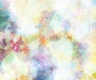Предпосылка цвета воды Стоковое Изображение