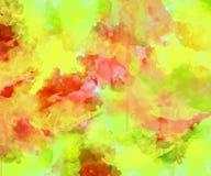Предпосылка цвета воды Стоковое фото RF